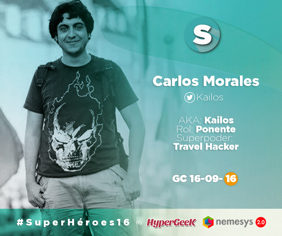 """Carlos Morales """"Kailos"""""""