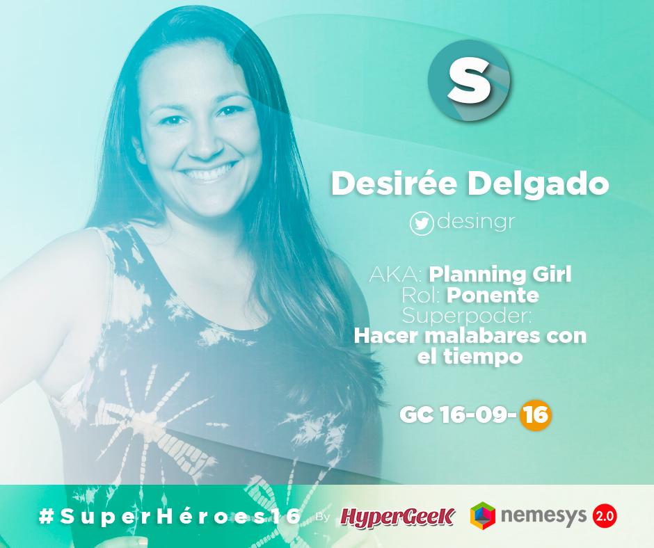 Desirée Delgado