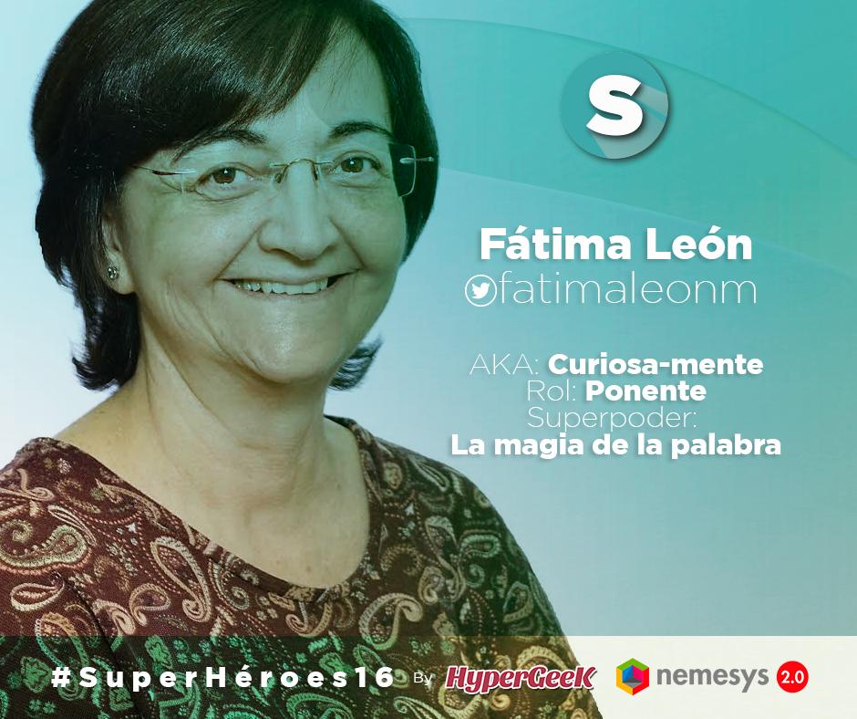 Fátima León
