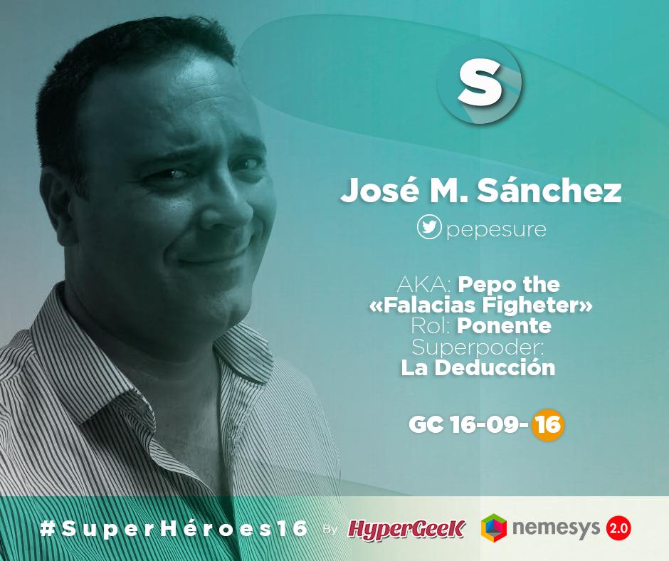 José Manuel Sánchez