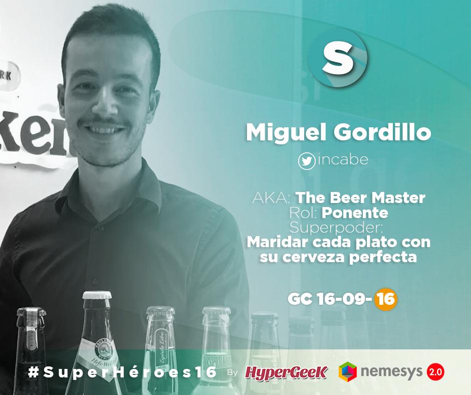 Miguel Gordillo