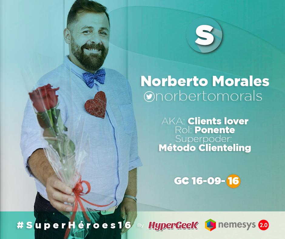 Norberto Morales