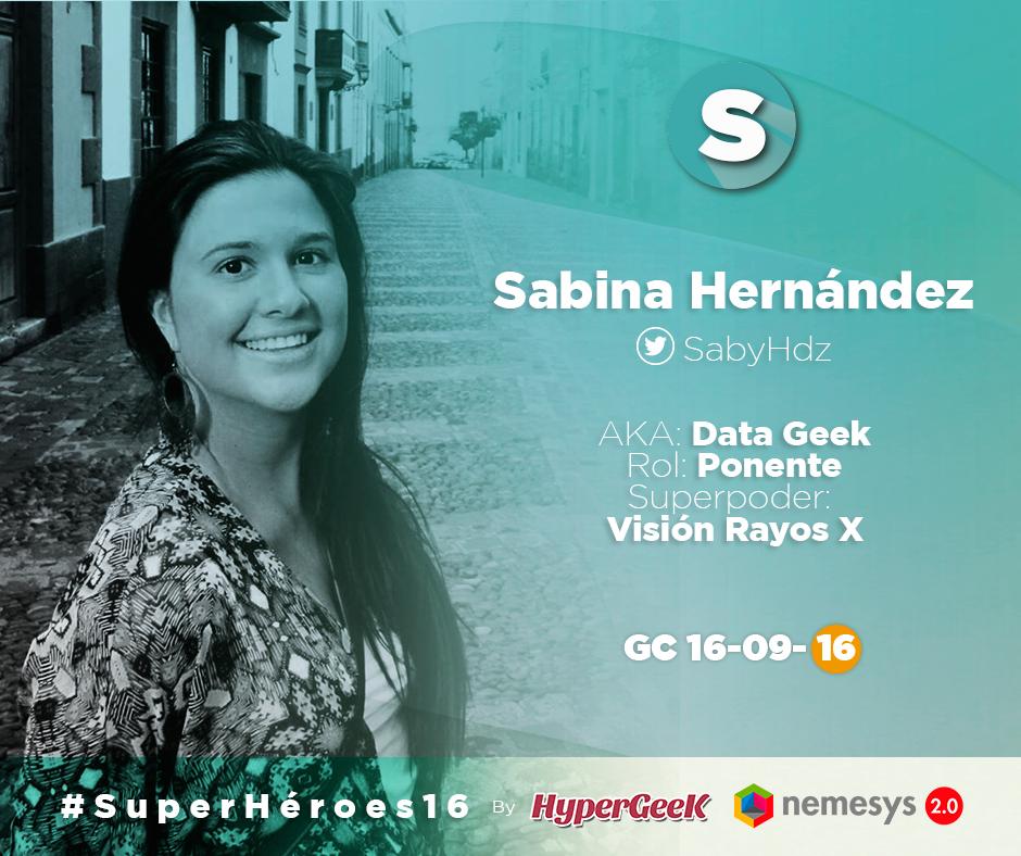 Sabina Hernández