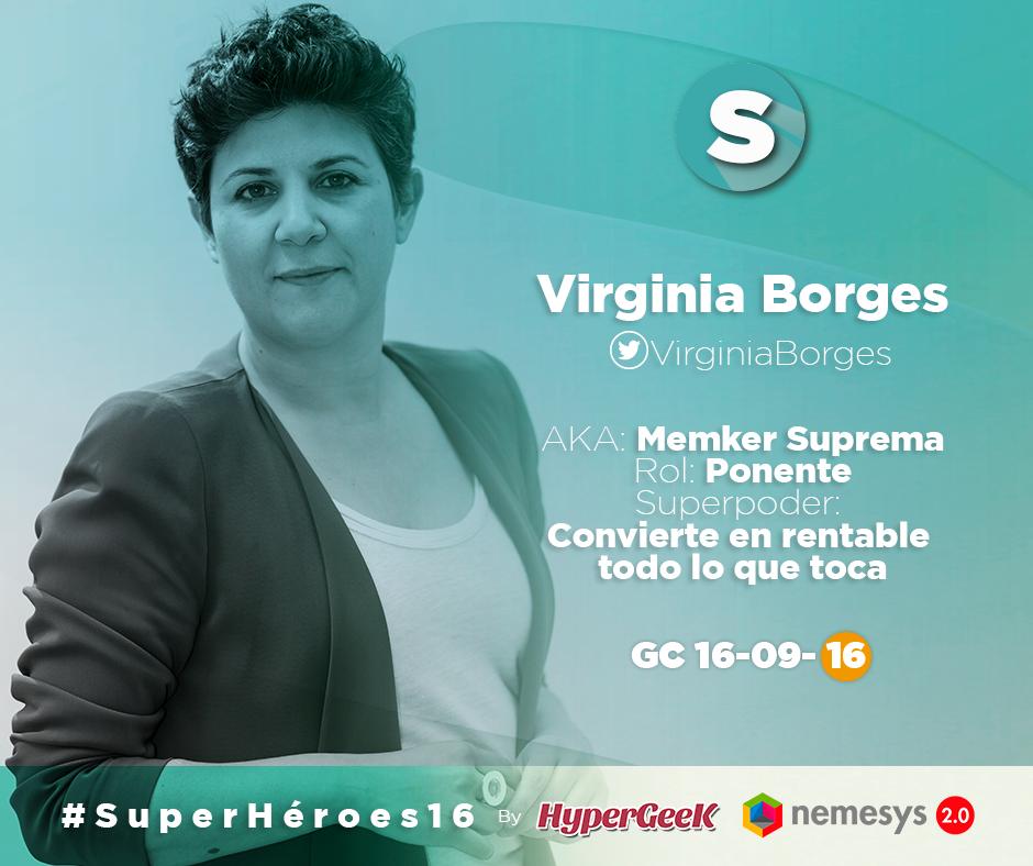 Virginia Borges