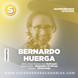 Bernardo Huerga Navarro
