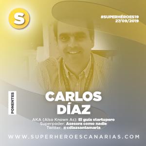 Carlos Díaz Santamaría