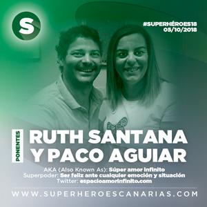 Ruth Santana y Paco Aguiar