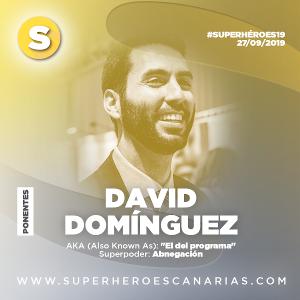 David Domínguez
