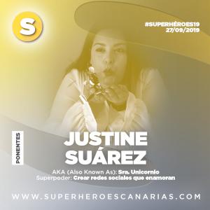Justine Suárez