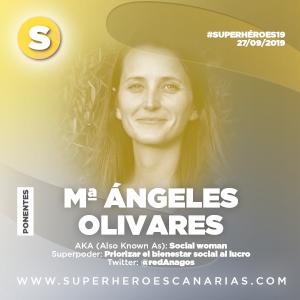 Mª Ángeles Olivares