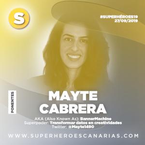 Mayte Cabrera
