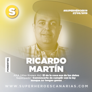 Ricardo Martín