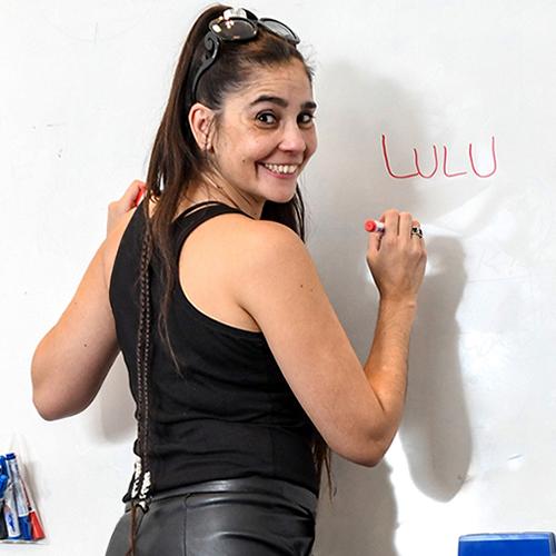 Lourdes González
