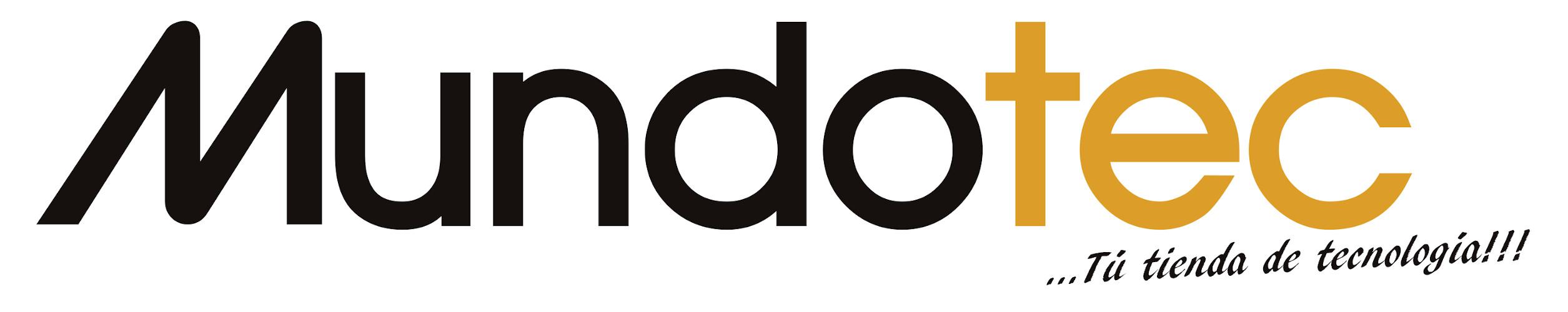 El logo de Mundotec